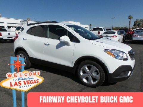 New Buick Encore FWD