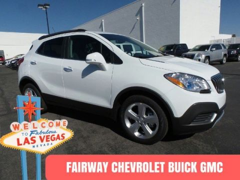 New 2016 Buick Encore FWD FWD Sport Utility