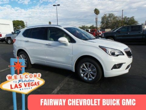 New 2017 Buick Envision Essence FWD Sport Utility