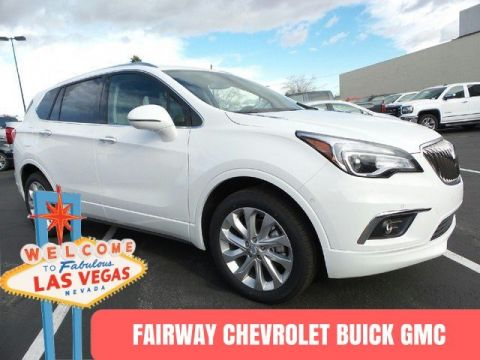 New 2017 Buick Envision Premium II AWD