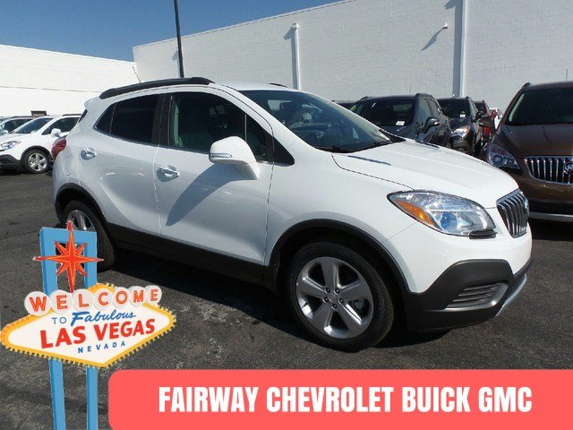 New 2016 Buick Encore FWD